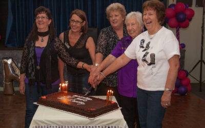 20 Years of Line Dancing in Gunnedah