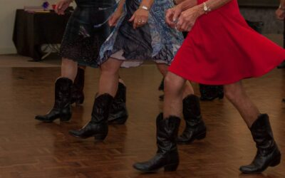 Improve your well-being through line dancing